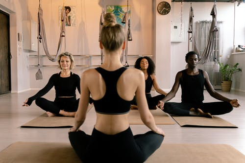 Meditacion en grupo