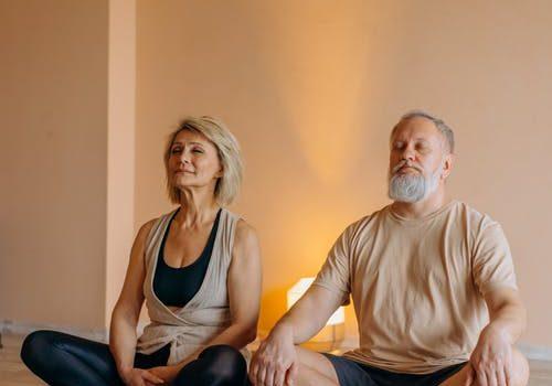 Meditacion en pareja